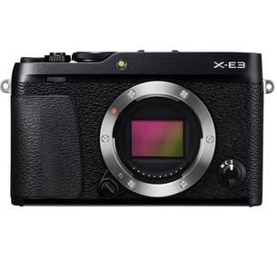 Fujifilm X-E3 - Body Only (Black)